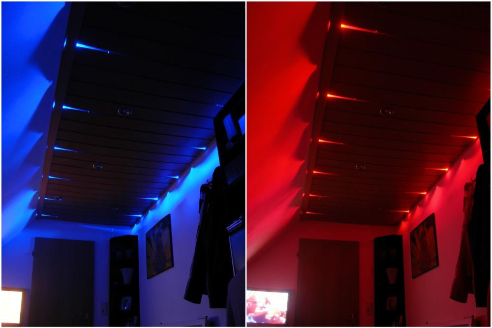 Zimmer Led Beleuchtung Elegant Brightllt Schreiben Klasse Die Decke